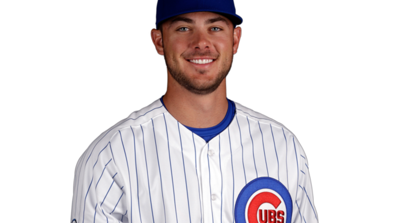 hot sale online 6fa87 06b18 Las Vegas native Kris Bryant has most popular MLB jersey