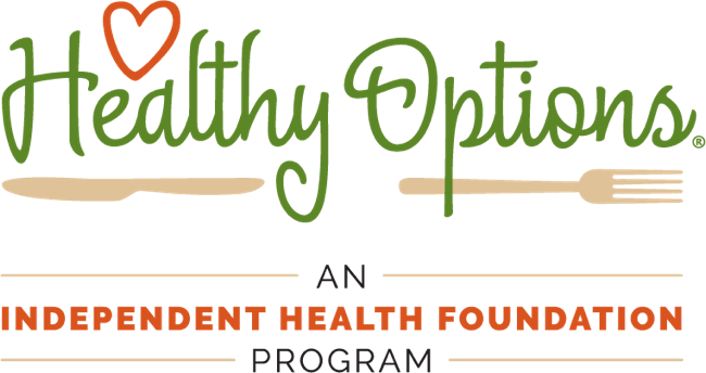 Each food truck will have a healthy option, sponsored by Independent Health