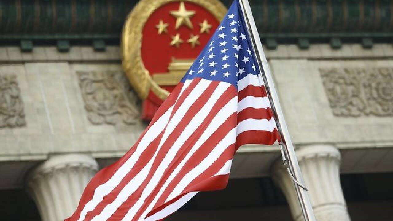 Trump announces tariffs on $50 billion worth of Chinese goods