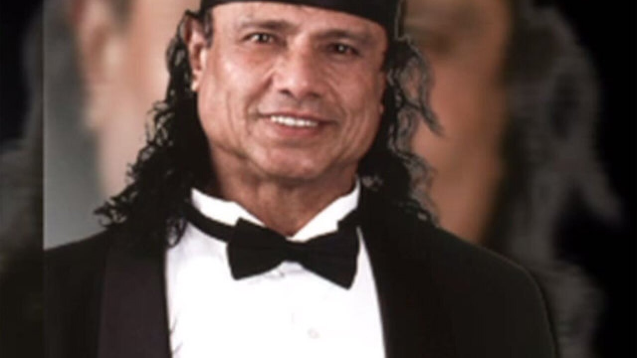Wrestler 'Superfly' Snuka has 6 months to live