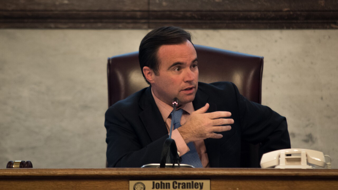 Cranley intervenes to stop pastor from being sent to jail; Simpson accuses him of 'starting a fire'