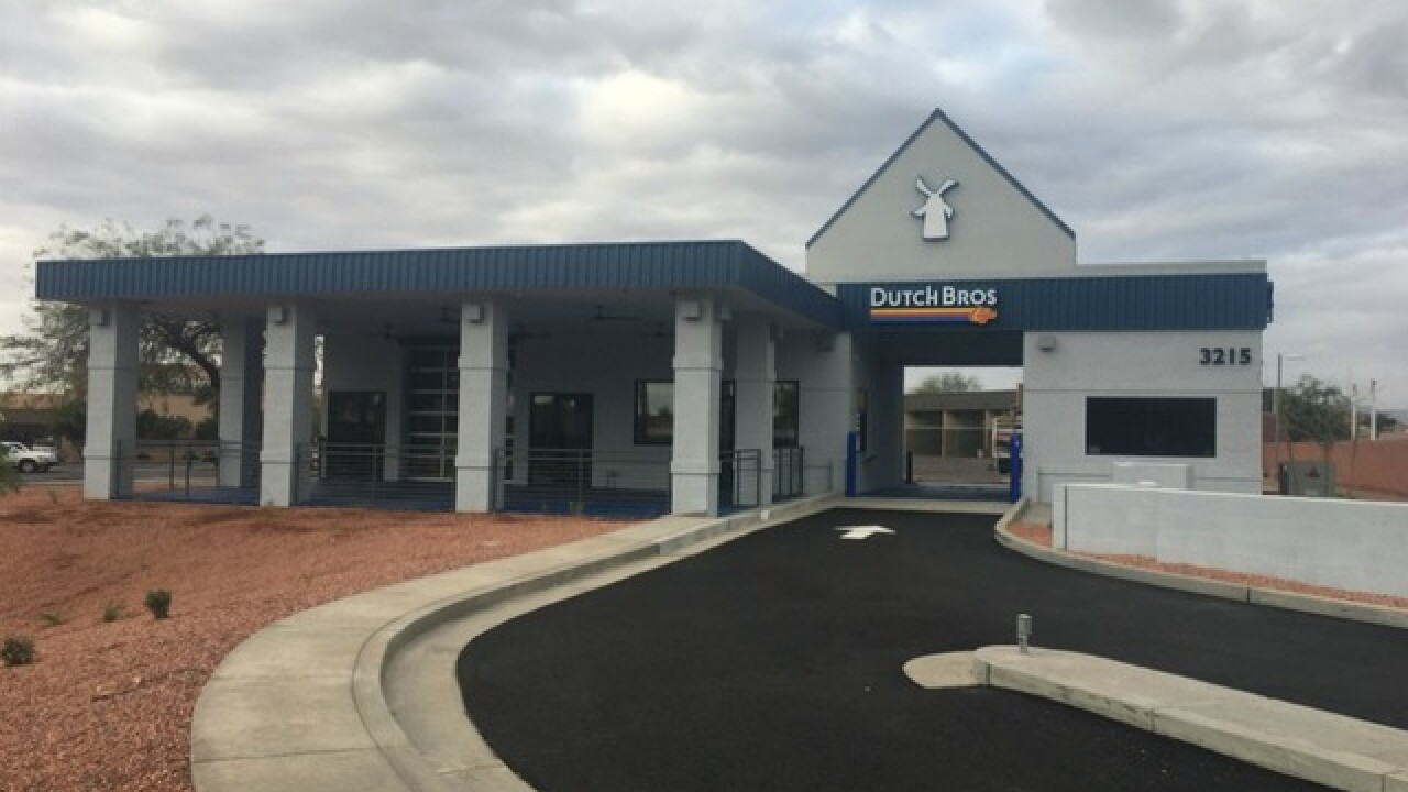 Dutch Bros. celebrating grand opening in Ahwatukee with $1 drinks