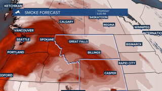 Ed_Wildfire_Smoke_Forecast. 10-1-2020.png