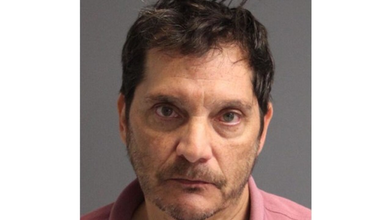 Man arrested for attempting to rob CVS