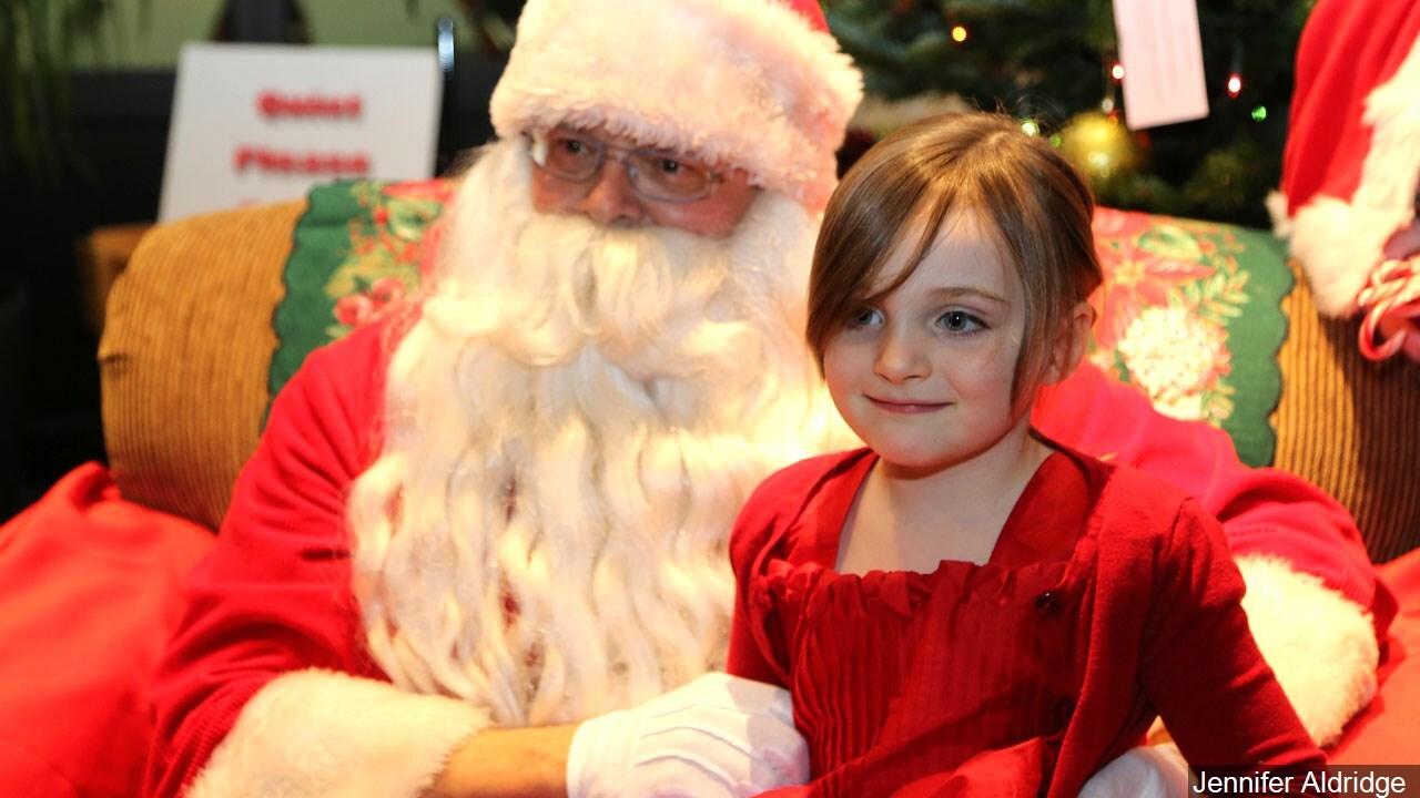 Santa Claus is coming to La Palmera Mall