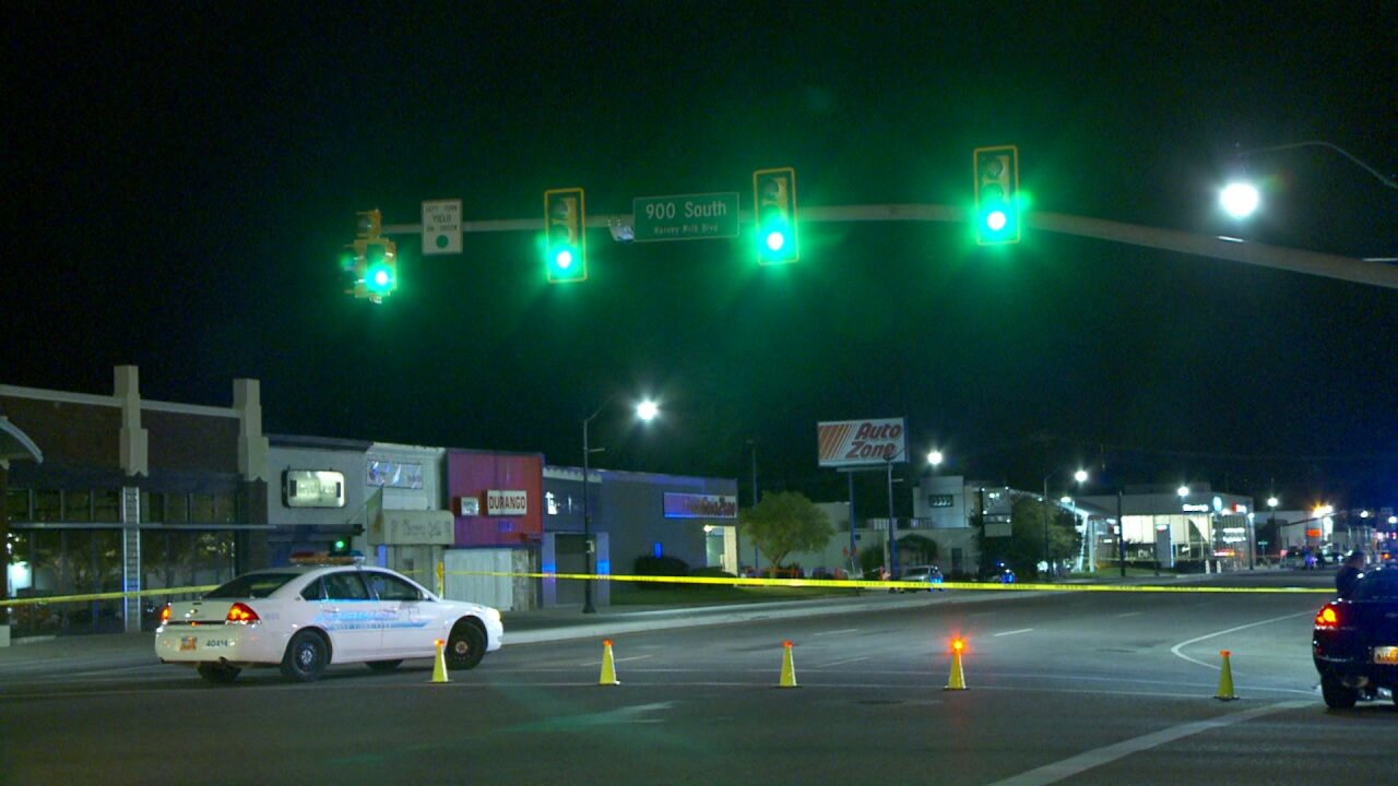Officer shoots and kills armed man in Salt Lake City