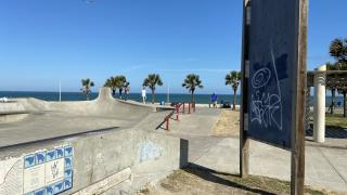 Cole Park Skatepark in need of repairs