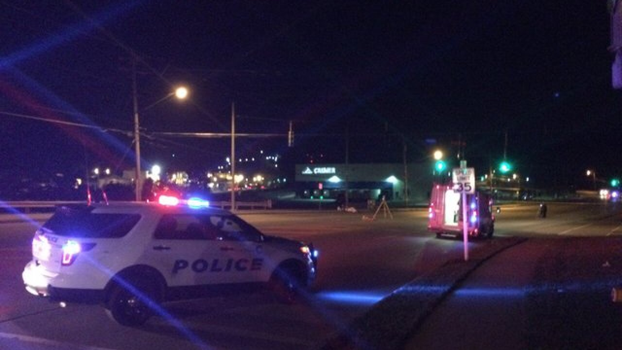 PD: Motorcyclist dead after striking telephone pole on River Road