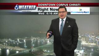 Juan Acuña's weather for April 14, 2021