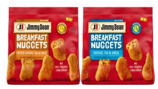 Jimmy Dean Is Debuting Savory 'breakfast Nuggets'