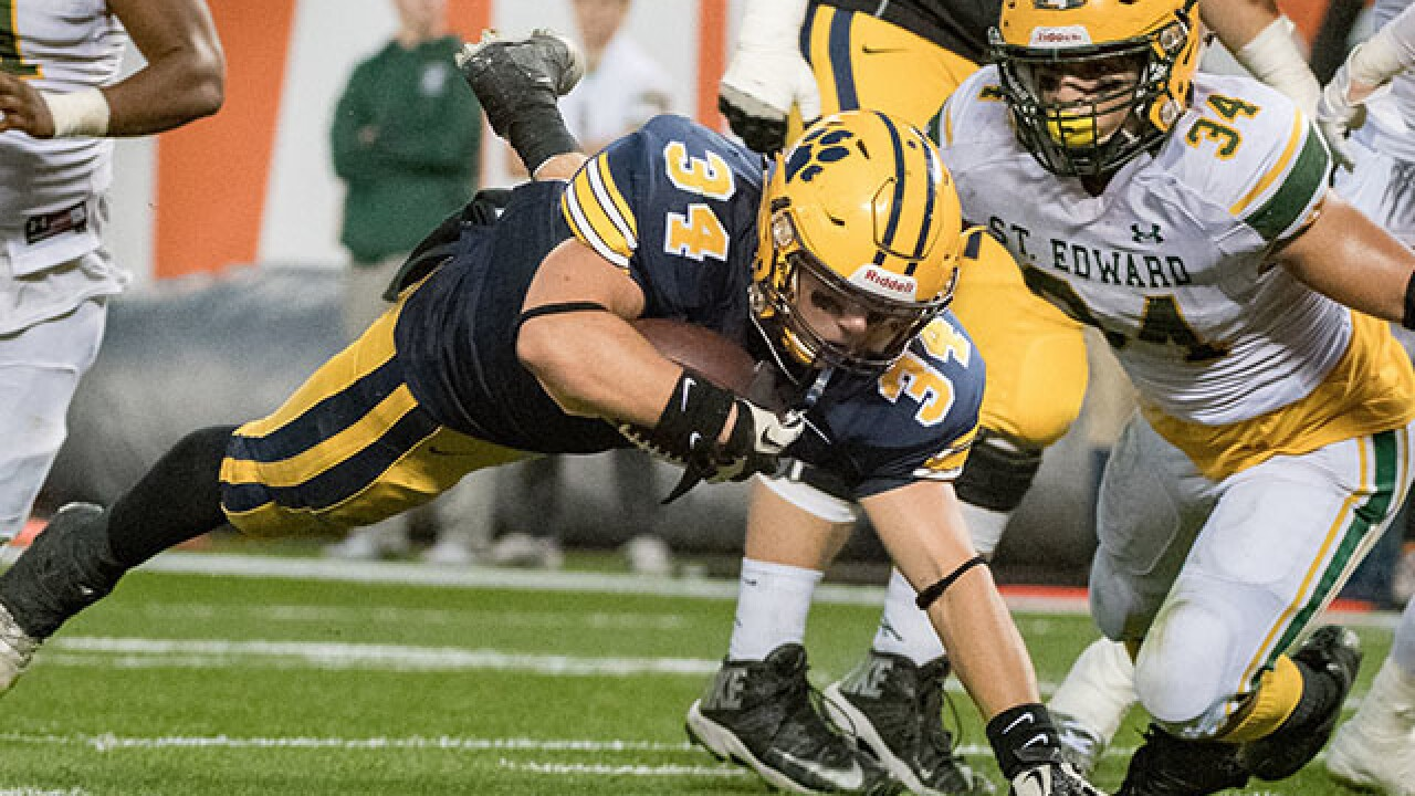 Saint Ignatius, St. Edward football rivalry returns to FirstEnergy Stadium this fall