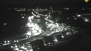 I-71/75 southbound reopens after crash in Northern Kentucky