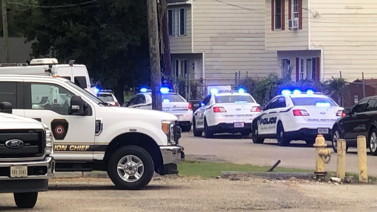 3-year-old boy shot to death in ColonialHeights