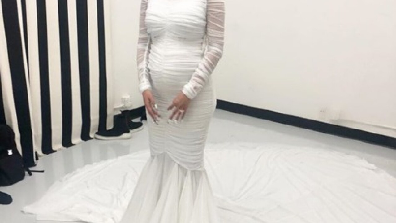 Md. designer behind Cardi B's pregnancy reveal