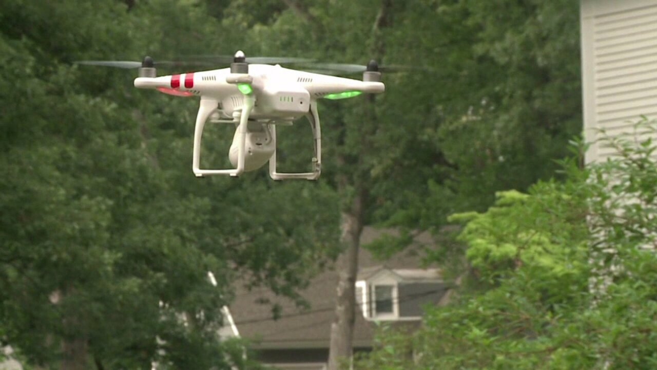 Utah State Legislature to vote on 'neutralizing' drones over wildfires