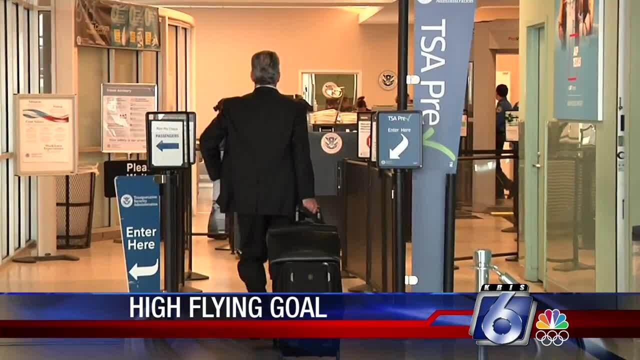 Local leaders hope to boost air traffic at CCIA