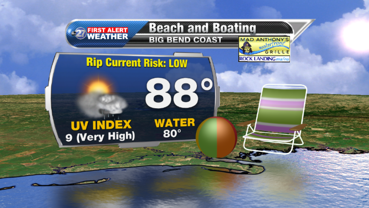 Beach and Boating forecast B (09/19/2017)