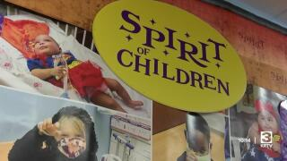 Spirit Halloween donates Halloween fun to help kids and teens at Shodair