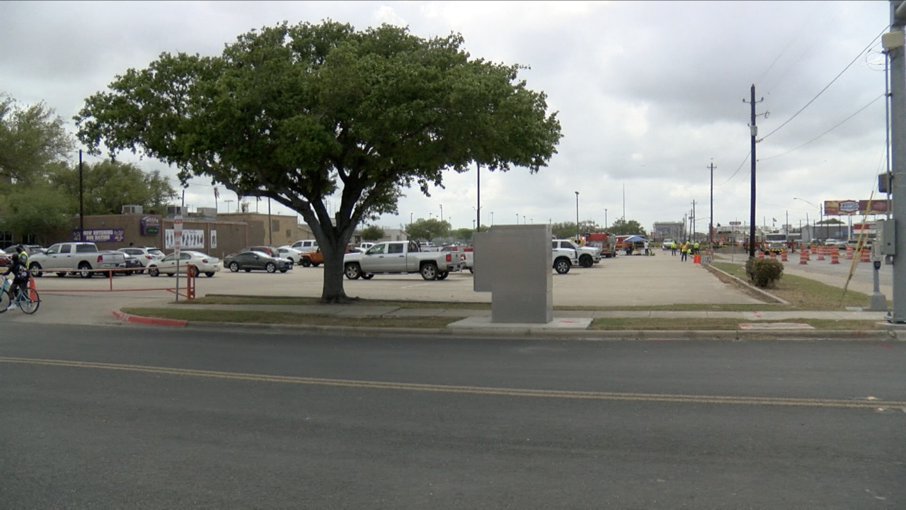 Deadly trench collapse poses challenges for neighboring Miller High School