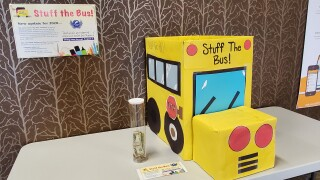2020 Stuff The Bus campaign will give grants to schools instead of school supplies