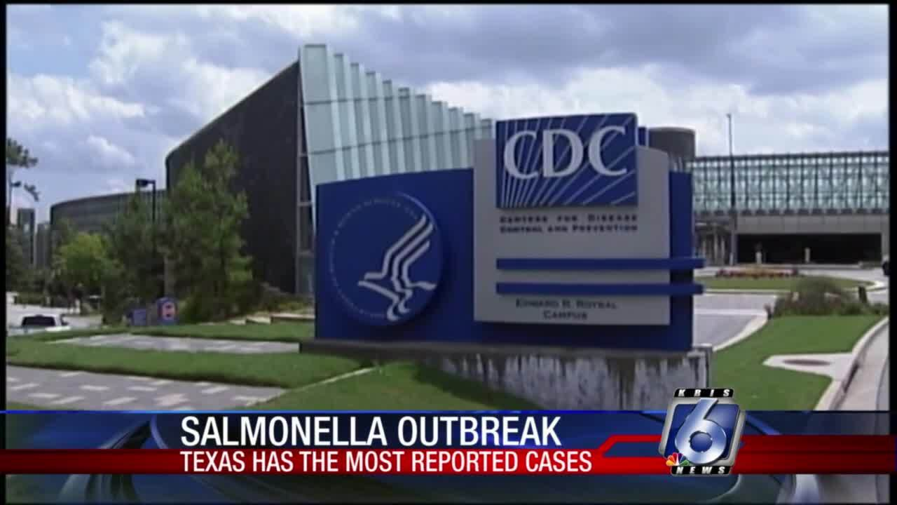 Centers for Disease Control are investigating nationwide salmonella cases