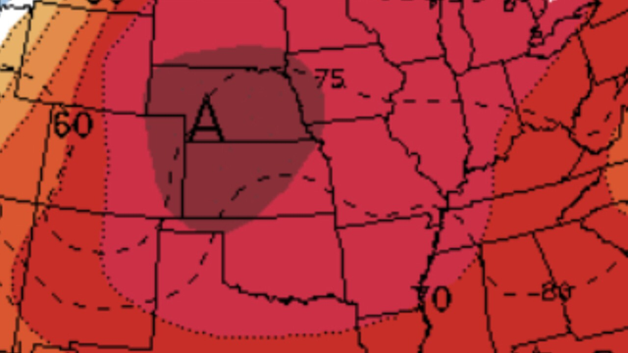 Extreme heat to target US next week
