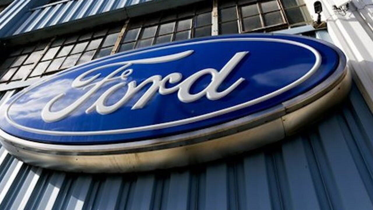 Ford recalls Focus hatchbacks for latch release problem
