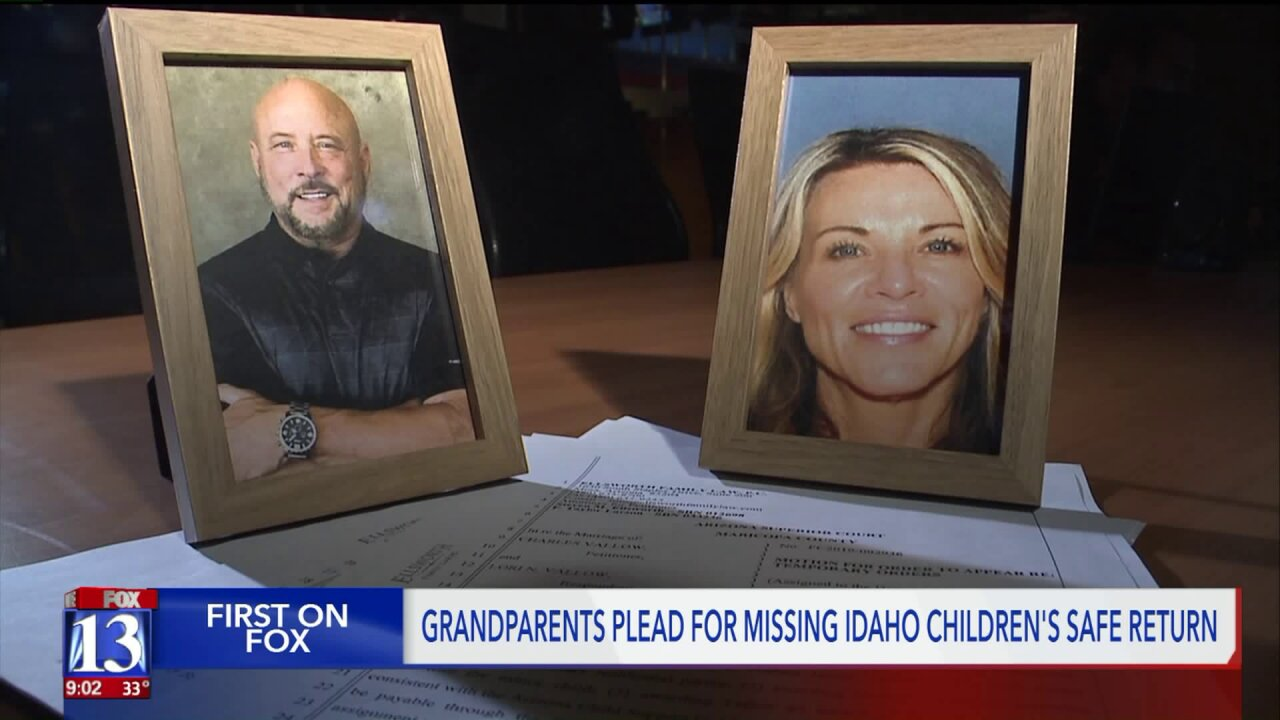Court documents: Mother of missing Rexburg children believes she is a reincarnated God chosen for Christ's second coming