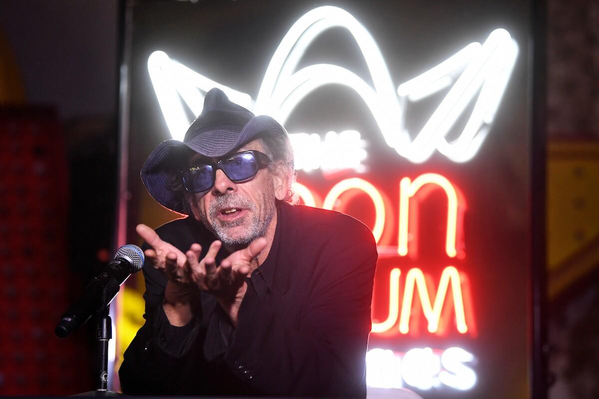 Tim Burton Neon Museum