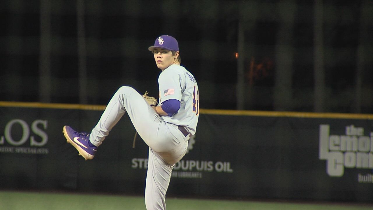 LSU Baseball 2021