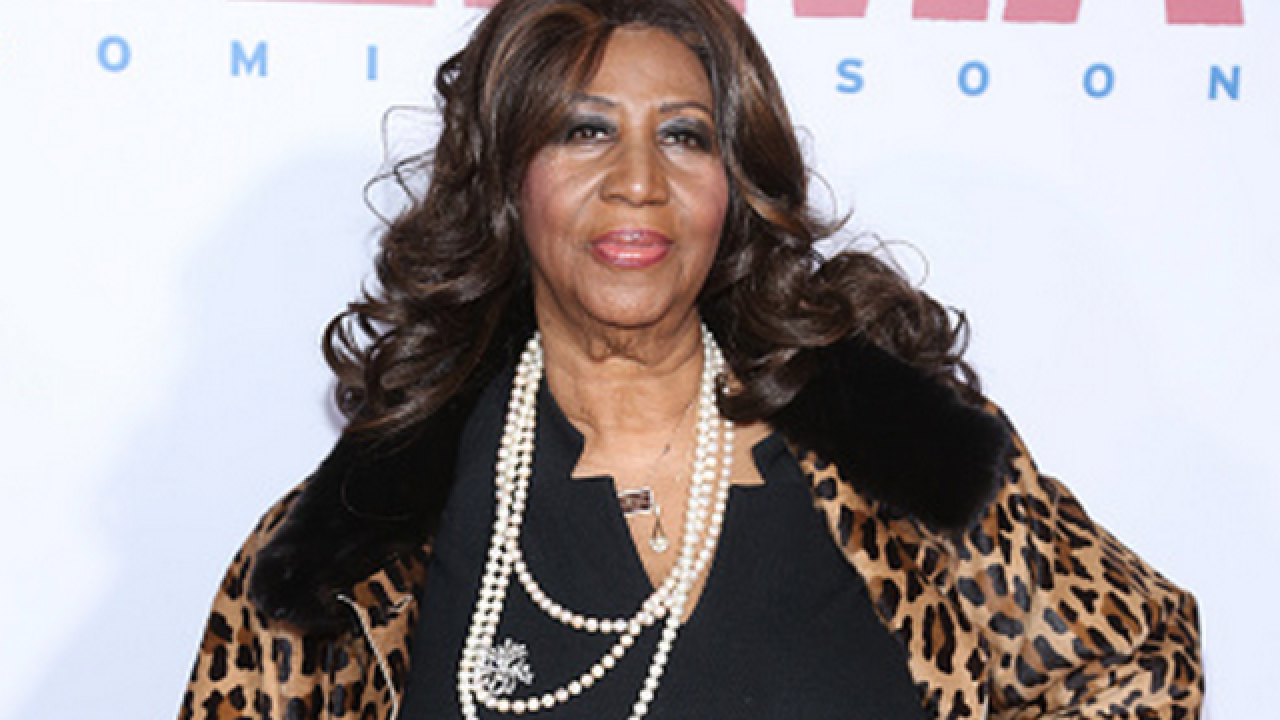Aretha Frankling 'gravely ill,' family says