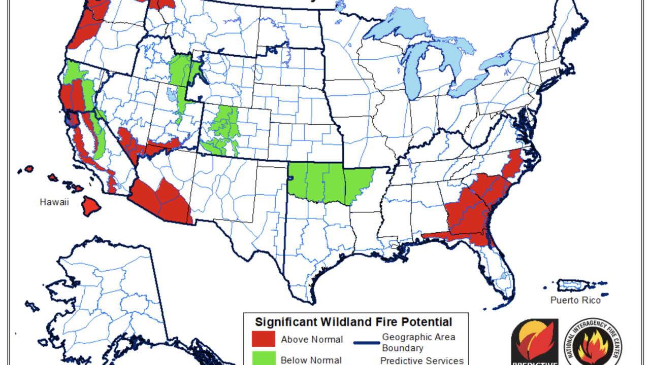 Fire Outlook 2019