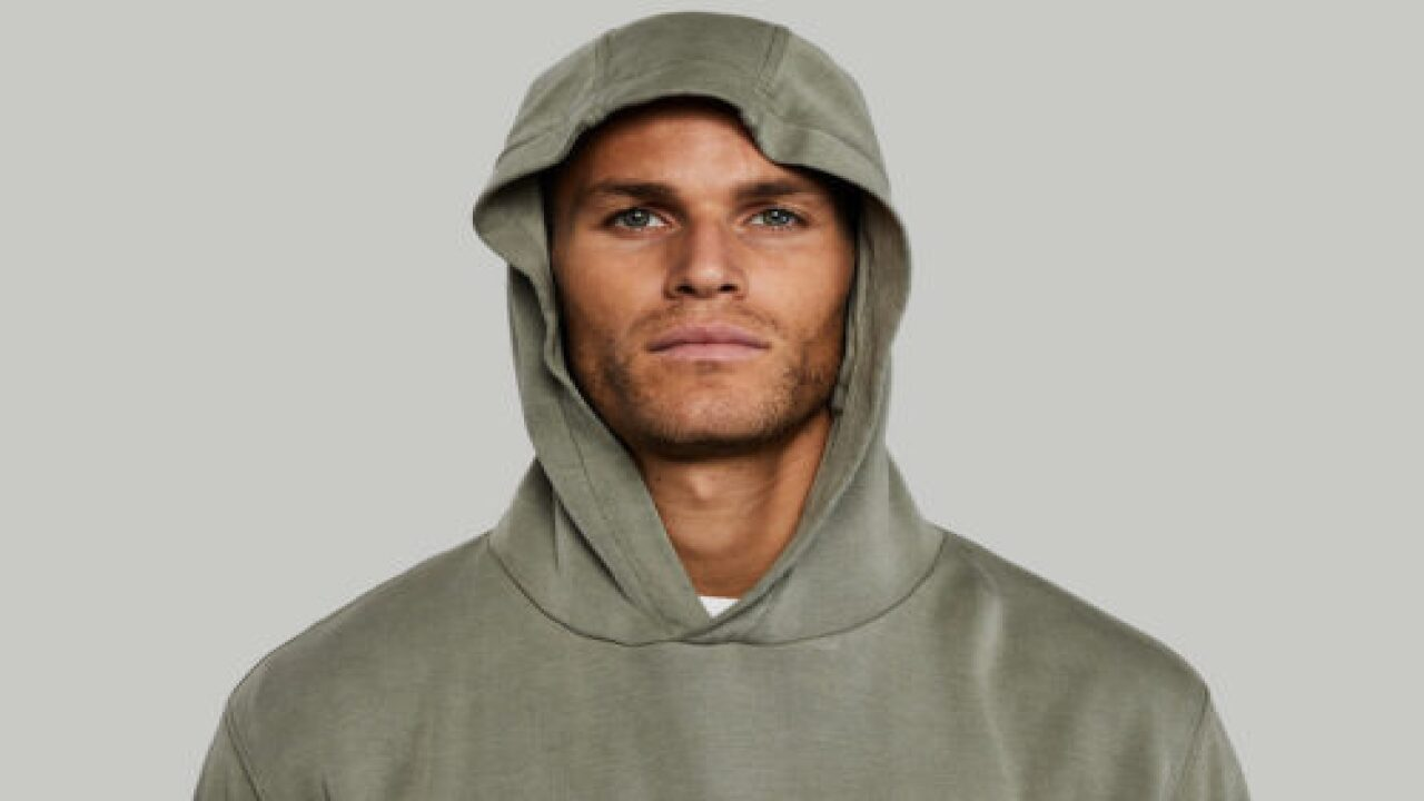Biodegradable Hoodie Is Made From Eucalyptus And Pomegranate