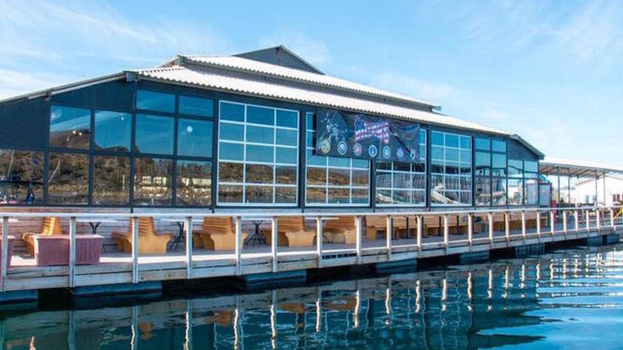 OOH YUM! Waterfront restaurants in Arizona