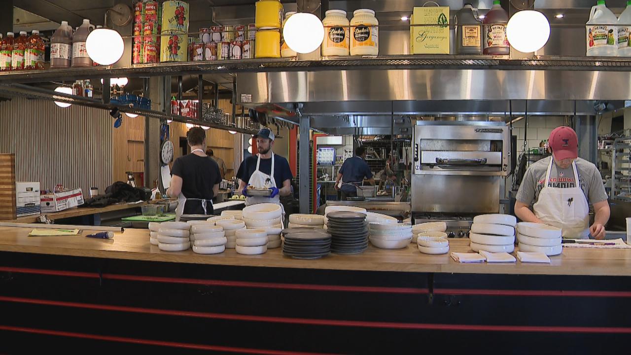 New Germantown Restaurant Saint Stephen Takes Inspiration
