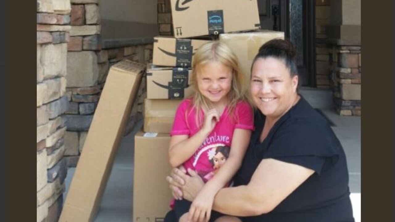 Ogden girl orders $300 worth of toys on Amazon without her parents knowing