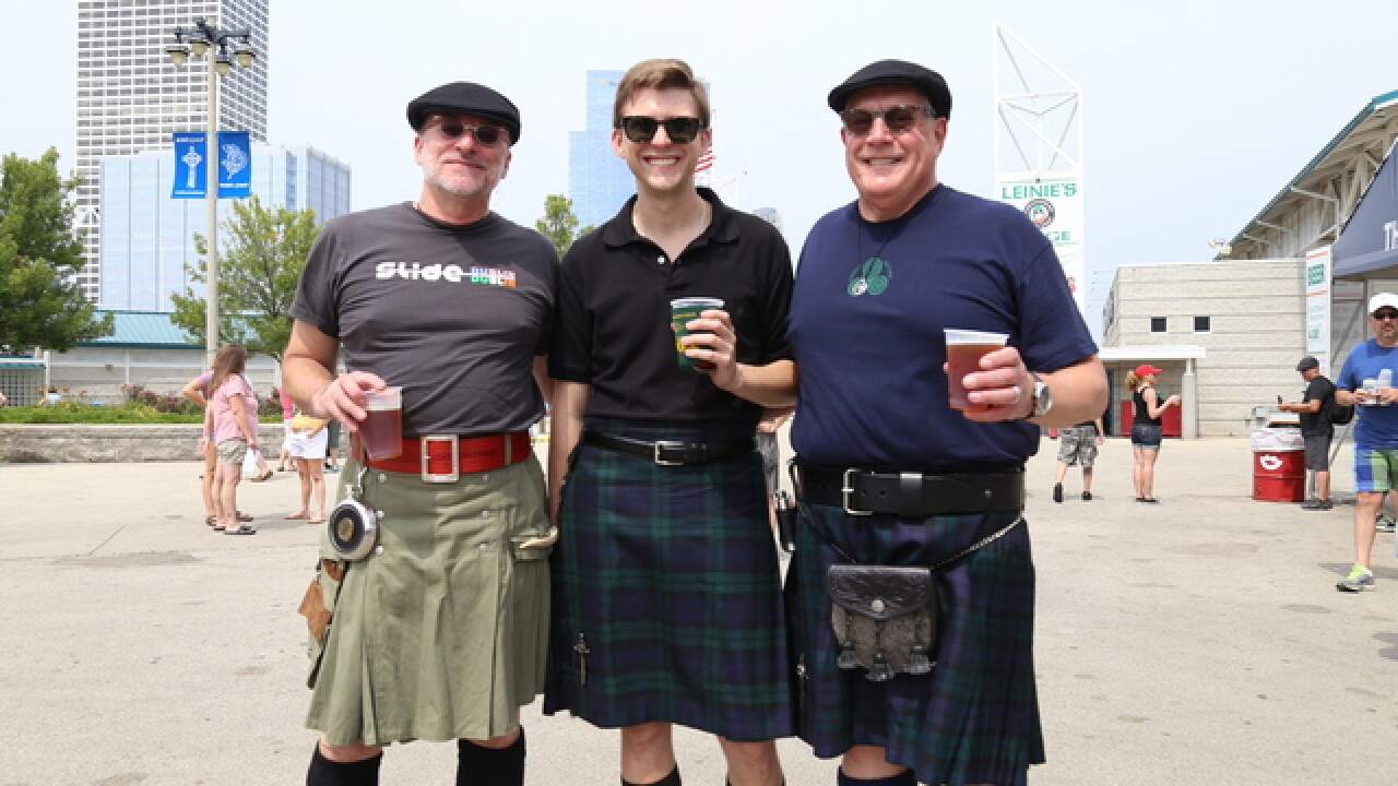 Best dressed at Milwaukee's Irish Fest