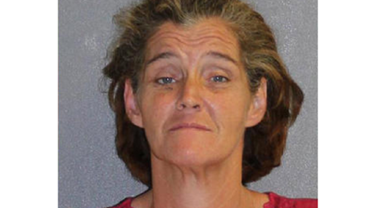 Police: Fla. homeless woman sets boyfriend on fire