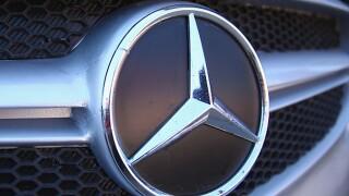 Mercedes-Benz recalls more than 300,000 vehicles over fire hazard