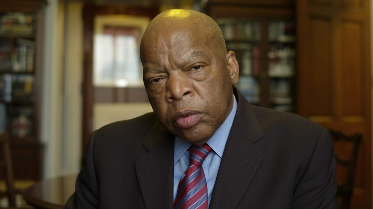 Rep. John Lewis' funeral will take place at Atlanta church where Dr. Martin Luther King once led