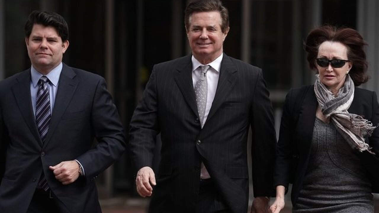 Manafort jury ends first day of deliberations without a verdict