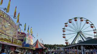 The Ingham County Fair