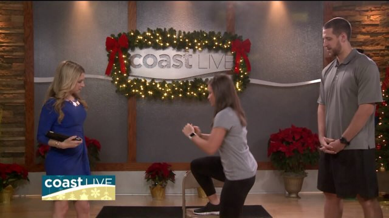 Tips for staying fit though the holidays on CoastLive