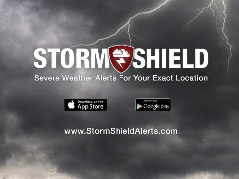 Download Storm Shield App, www.StormShieldAlerts.com