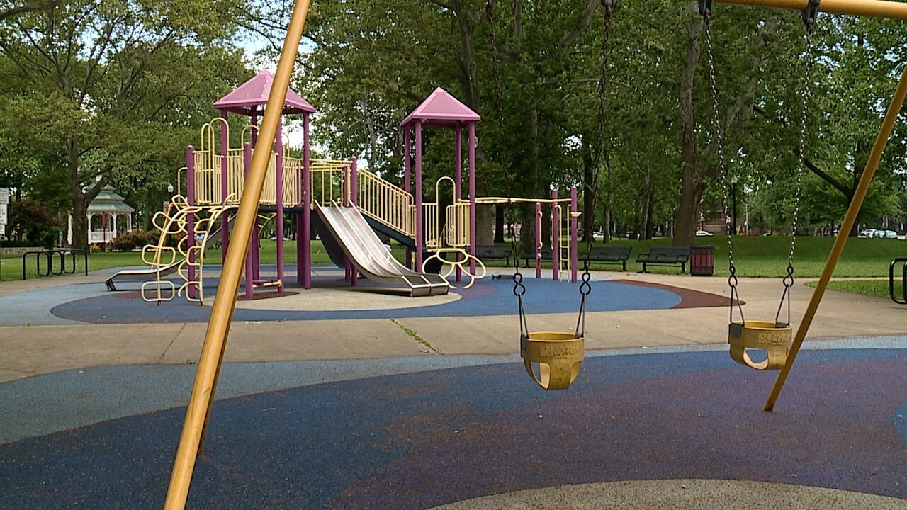 Cleveland playgrounds