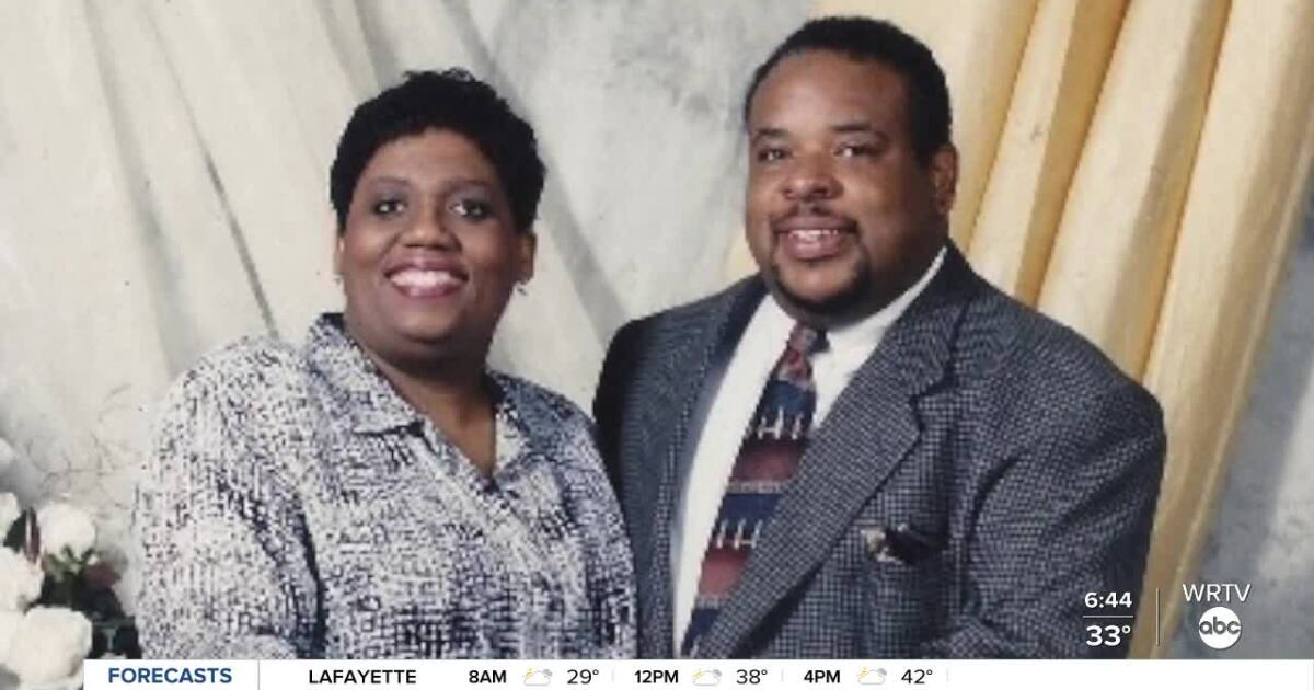 Indy couple married 33 years dies