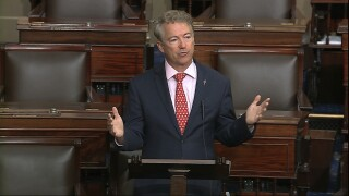 Sen. Rand Paul of Kentucky tests positive for COVID-19