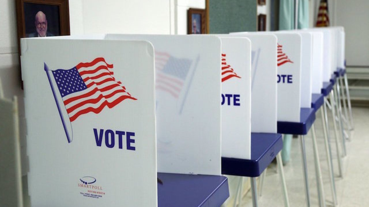 """Poll workers participating in """"unprecedented"""" numbers"""