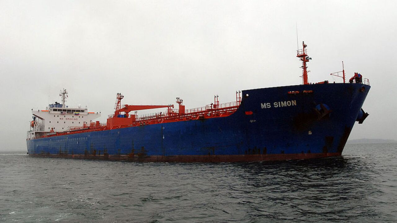Iran says it has seized a British oil tanker as tensions with US continue to rise