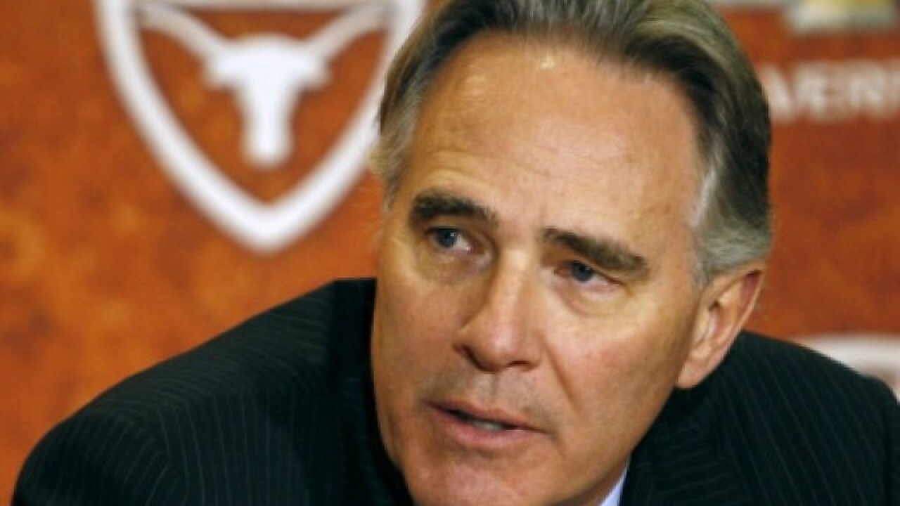 Former Arizona State athletic director Steve Patterson named Coyotes' new president and CEO
